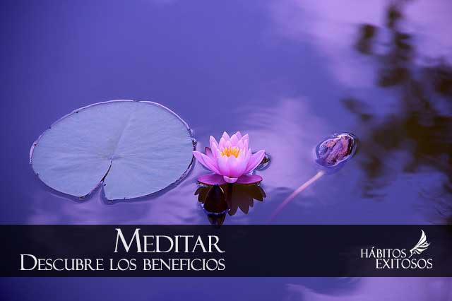 Meditar - Beneficios - Habitos Exitosos