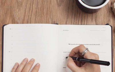 ¿Cómo escribir un diario personal? – Consejos que te ayudarán a sanar y mejorar tu vida