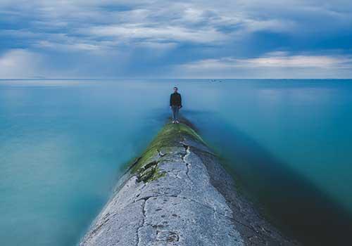 meditación para no pensar