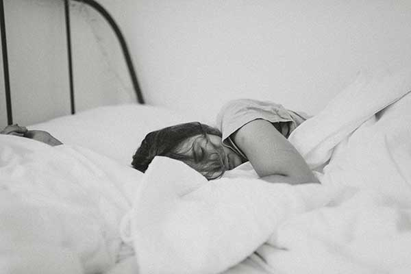 Duerme bien y descansa