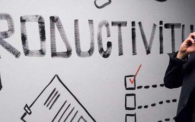 9 hábitos para ser más productivo en todo lo que haces