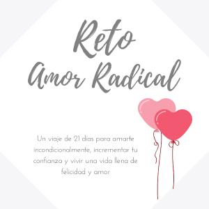 Reto amor radical habitos exitosos