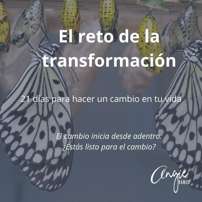 El reto de la transformacion - AR