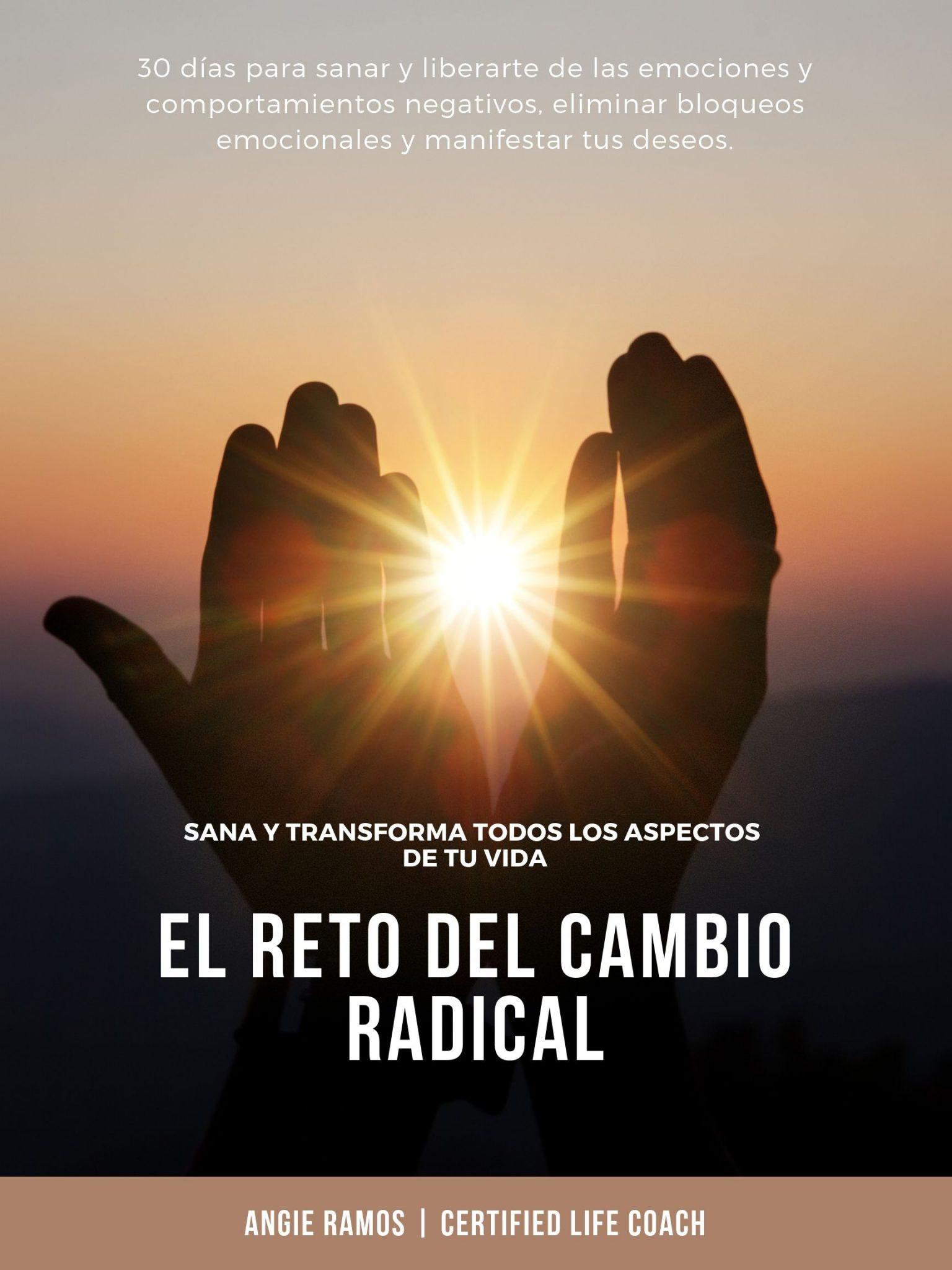 Guía del Cambio Radical - Angie Ramos - Life Coaching