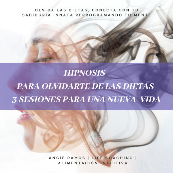 Hipnosis Olvidate de las dietas - Angie Ramos