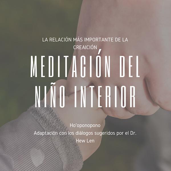Meditacion del niño interior - Angie Ramos