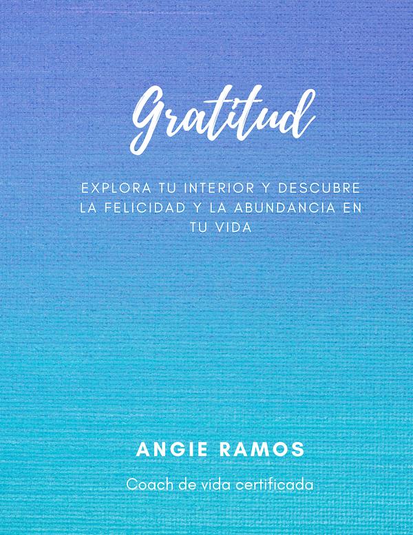 diario de gratitud - Angie Ramos