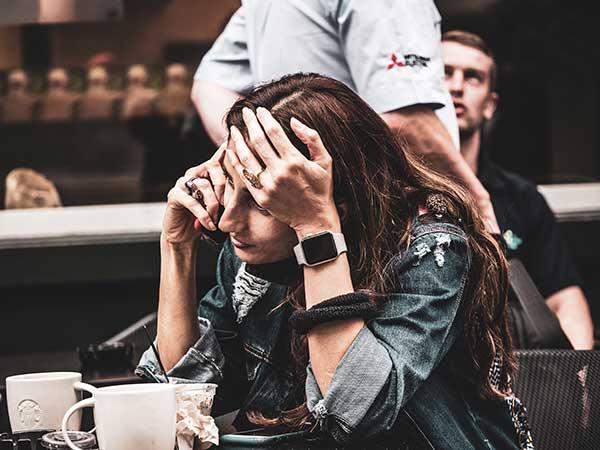 El estrés es un signo de baja inteligencia emocional