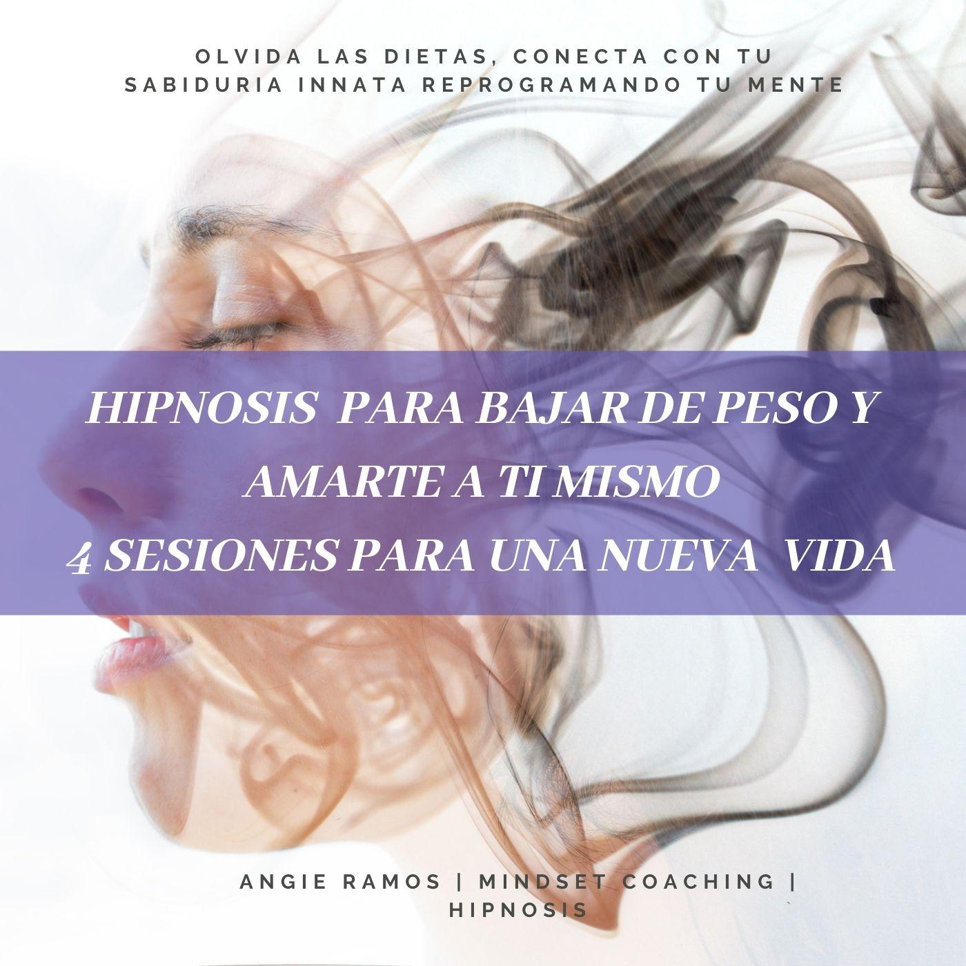 Programa de hipnosis para bajar de peso - Angie Ramos