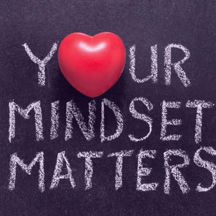 Your mindset matters - Angie Ramos