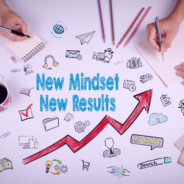 New mindset new results - Angie Ramos