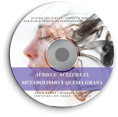 cd2 - Hipnosis para bajar de peso - angie Ramos