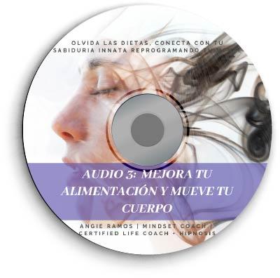 cd3 - Hipnosis para bajar de peso - angie Ramos