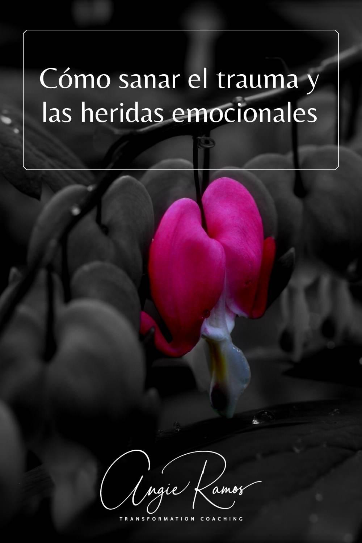 como sanar el trauma y las heridas emocionales - Angie Ramos